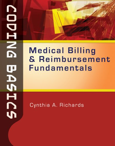 Coding Basics: Medical Billing and Reimbursement Fundamentals 9781428318021