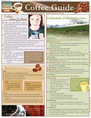 Coffee Guide 9781423201793