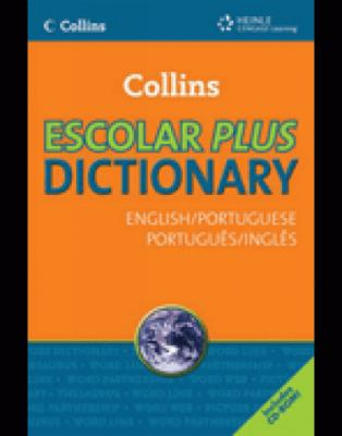 Collins Escolar Plus Dictionary: English/Portuguese Portugues/Ingles [With CDROM] 9781424075881