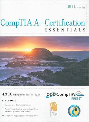 CompTIA A+ Certification Student Manual: Essentials [With 2 CD-ROMs] 9781426091131