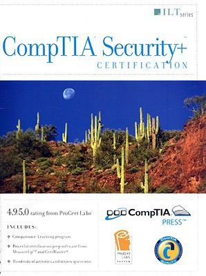 CompTIA Security+ Certification [With CDROM] 9781426099922