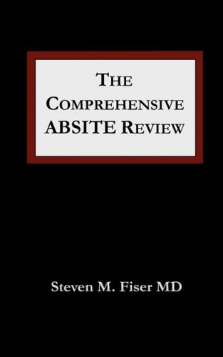 Comprehensive Absite Review 9781427639233
