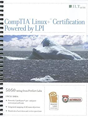 CompTIA Linux+ Certification, Powered by LPI 9781426022050