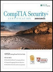 Comptia Security+ Certification, 2008 Edition + Certblaster, Student Manual 9781426005961