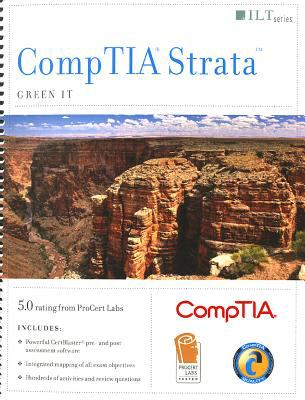 Comptia Strata: Green It + Certblaster, Student Manual 9781426019234