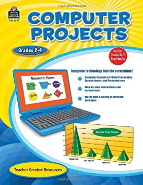 Computer Projects, Grades 2-4 9781420623932
