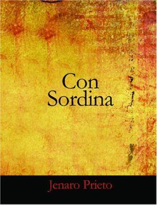 Con Sordina 9781426479885