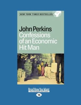 Confessions of an Economic Hit Man 9781427087720