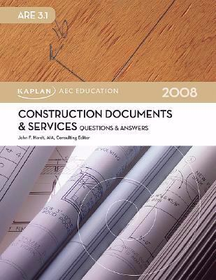 Construction Documents & Services Question & Answer 2008 9781427761477