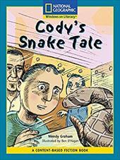 Content-Based Readers Fiction Fluent Plus (Science): Cody's Snake Tale (Content-Based Readers, Fluent Plus) 22004264