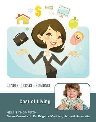 Cost of Living 9781422217627