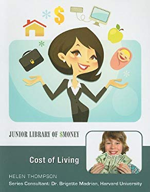 Cost of Living 9781422218815