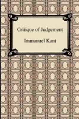Critique of Judgement 9781420934922