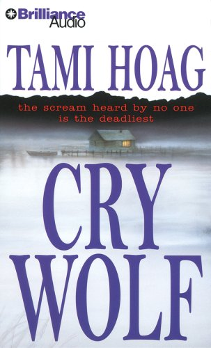 Cry Wolf 9781423319351