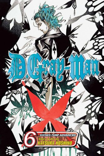 D.Gray-Man, Volume 6 9781421510545