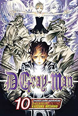 D.Gray-Man, Volume 10 [With Sticker] 9781421519371