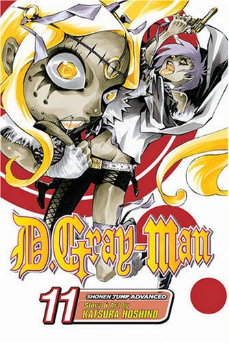 D.Gray-Man, Volume 11 9781421519982