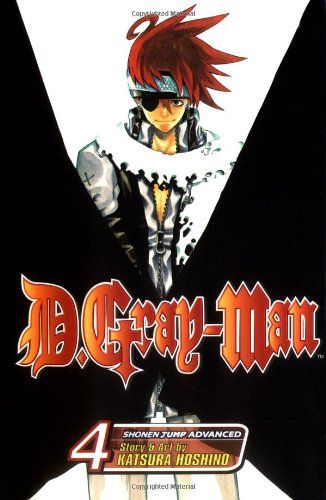 D.Gray-Man, Volume 4 9781421510521