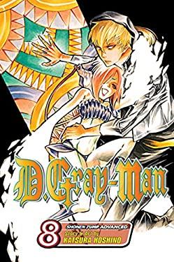 D.Gray-Man, Volume 8 9781421515434