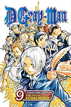 D.Gray-Man, Volume 9 9781421516103
