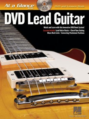 DVD Lead Guitar [With DVD] 9781423442998