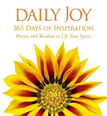 Daily Joy: 365 Days of Inspiration 9781426209673