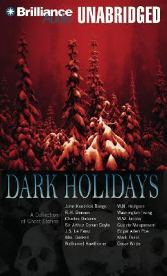 Dark Holidays: A Collection of Ghost Stories 9781423313779