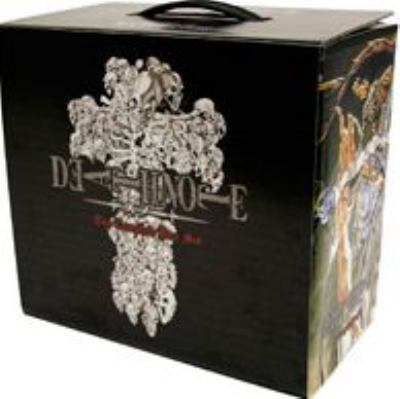 Death Note Box Set (Vol.S 1-13): Volumes 1 - 13 9781421525815