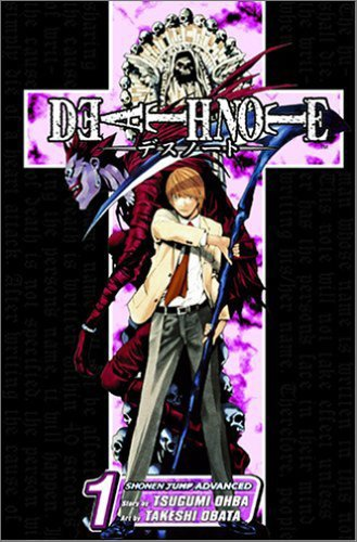 Death Note, Volume 1 9781421501680