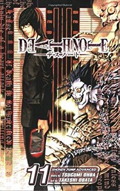 Death Note, Volume 11 9781421511788