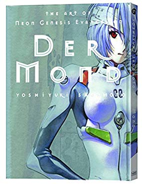 Der Mond: The Art of Neon Genesis Evangelion 9781421507675