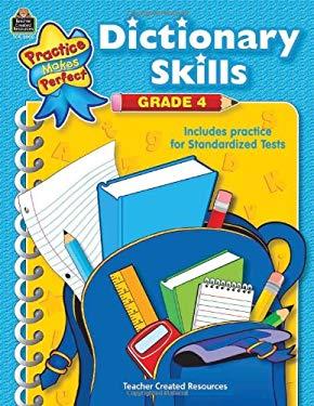 Dictionary Skills Grade 4 9781420630008