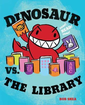 Dinosaur vs. the Library 9781423133384