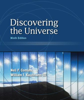 Discovering the Universe - 9th Edition