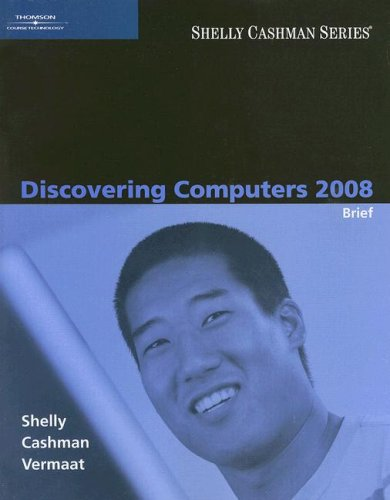 Discovering Computers 9781423912033