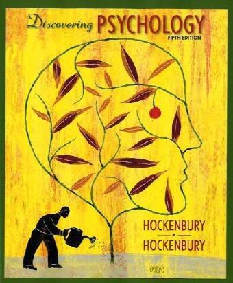Discovering Psychology 5e 9781429216500