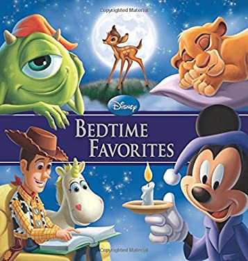 Disney Bedtime Favorites 9781423160342