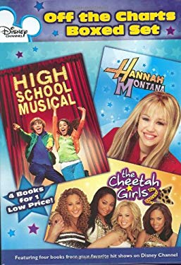 Disney Channel Presents Off the Charts Boxed Set 9781423106579