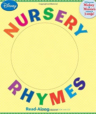 Disney Nursery Rhymes [With Hardcover Book(s)] 9781423137436