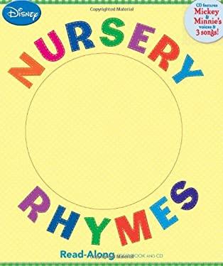 Disney Nursery Rhymes [With Hardcover Book(s)]