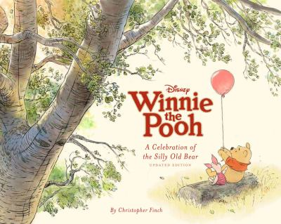 Disney Winnie the Pooh: A Celebration of the Silly Old Bear 9781423140375