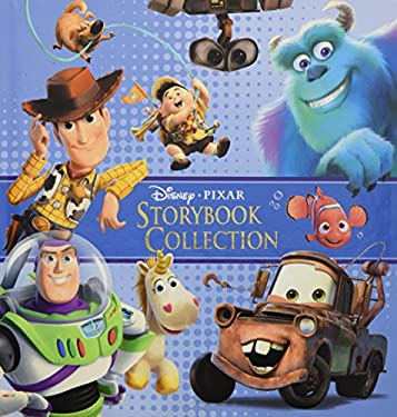 Disney Pixar Storybook Collection 9781423124238