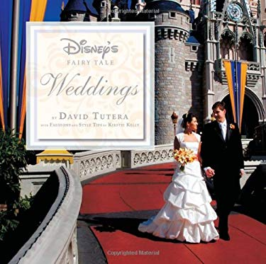 Disney's Fairy Tale Weddings 9781423117063