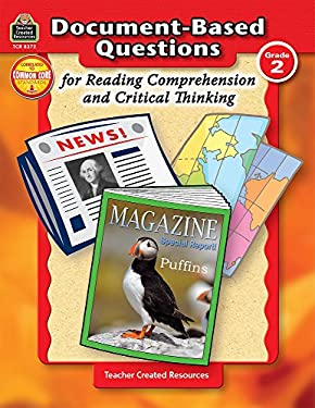 Document-Based Questions for Reading Comprehension and Critical Thinking 9781420683721