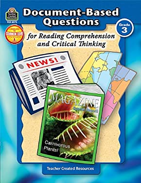 Document-Based Questions for Reading Comprehension and Critical Thinking 9781420683738