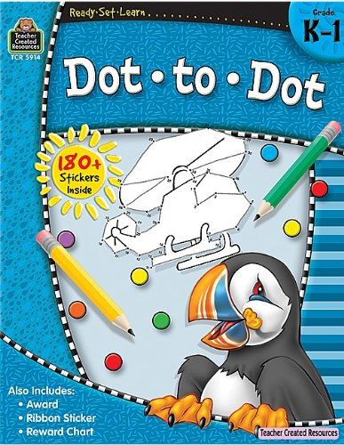 Dot-To-Dot, Grades K-1
