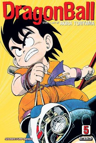 Dragon Ball, Vol. 5 (Vizbig Edition): The Fearsome Power of Piccolo 9781421520636