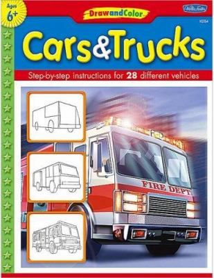 Learn to Draw: Cars & Trucks 9781420689082