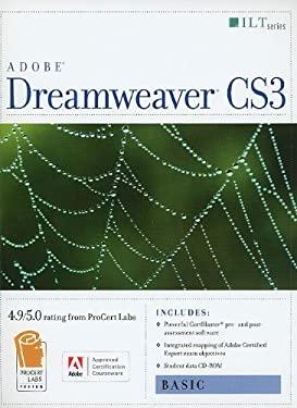 Dreamweaver CS3: Basic [With CDROM] 9781426097201