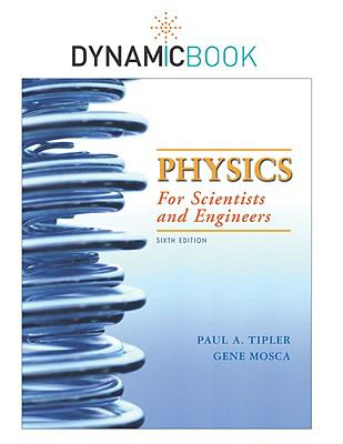 Dynamic Book Physics, Volume 1: For Scientists and Engineers 9781429246439